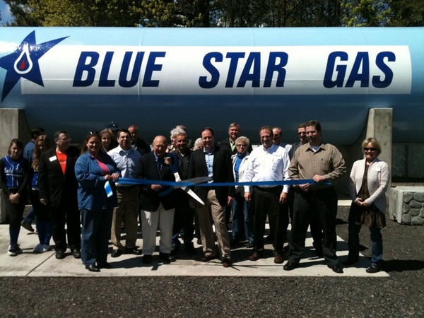 A ribbon cutting at one of our locations!
