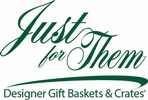 Just for Them Designer Gift Baskets & Crates