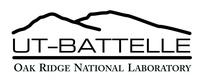 UT - Battelle/ORNL