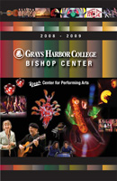 Grays Harbor College, Bishop Center brochure
