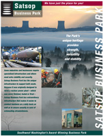 Satsop Business Park brochure