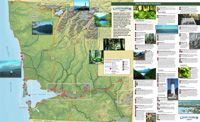 Grays Harbor Walking Trails brochure