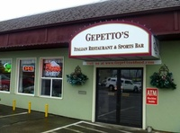 Gepetto's Italian Restaurant & Sports Bar