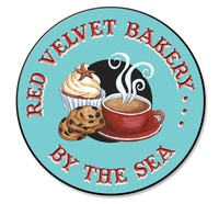 Red Velvet Bakery by the Sea