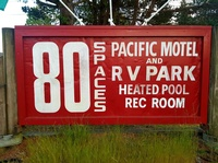 Pacific Motel & RV Park