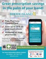 Prescription Savings in the Palm of Your Hand!