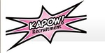 Kapow! Recruitment