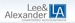 Lee & Alexander Chartered Accountants
