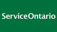 Service Ontario - Driver and Vehicle License Office