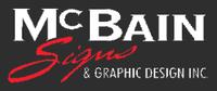 McBain Signs & Graphic Design Inc.