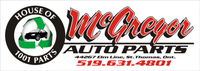 McGregor Auto Parts (2000) Limited