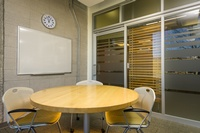 Their private study rooms are ideal for client meetings, quiet workspace, or studying. Book one today!