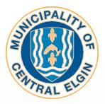 Central Elgin Planning Office