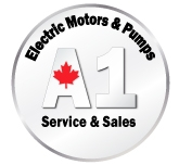 A1 Electric Motor/Pump Services & Sales Inc.