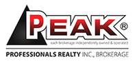 Dan McKillop - Peak Professionals Realty Inc. Brokerage