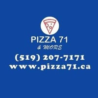 Pizza 71 & More