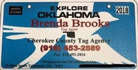 Cherokee County Tag Agency