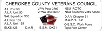 Cherokee County Veterans Council