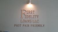 First Fidelity Loans
