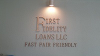 First Fidelity Loans