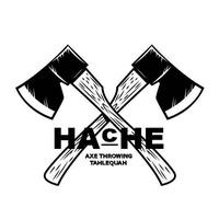 Hache Axe Throwing