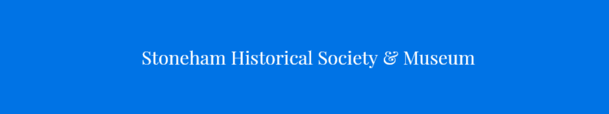 Stoneham Historical Society