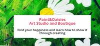 Paint & Daisies Art Studio and Boutique
