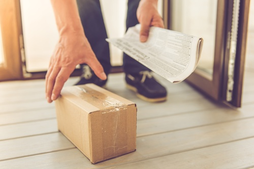 Mail, parcels and newspapers are collected so it doesn't look like you're away.