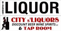 City s'Liquors Discount Liquor, Beer & Tap Room