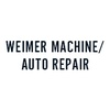 Weimer Machine LLC & Automotive Repair Specialists
