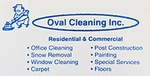 Oval Cleaning Inc