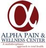 Alpha Pain and Wellness Center