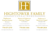 Hightower Funeral Home