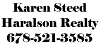 Haralson Realty-Karen Steed
