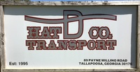 Hat D Transport Co.