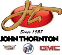 John Thornton Cadillac Buick GMC