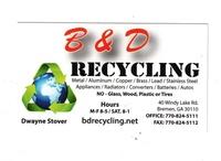 B & D Recycling