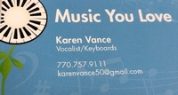 Karen Vance-Music You Love