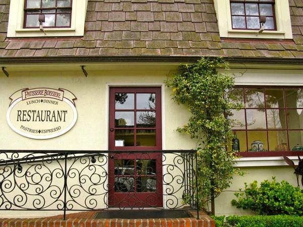 Patisserie Boissiere Restaurant French Food - Carmel Califonia • Carmel Chamber of Commerce
