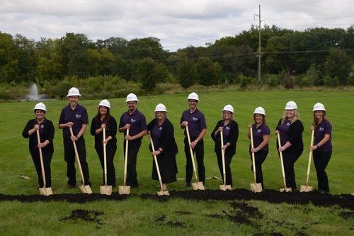 Walnut Ridge Care Center Groundbreaking