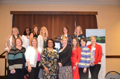 Our Mentors from the Metro Wide Mentoring for Women Event