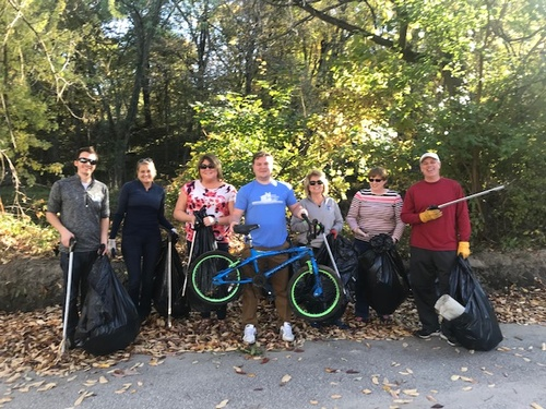 Greenbelt Trail Clean Up