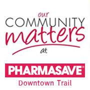 Pharmasave Trail