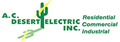A. C. Desert Electric, Inc.
