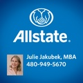 Julie Jakubek: Allstate Insurance