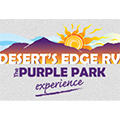 Desert's Edge RV - The Purple Park