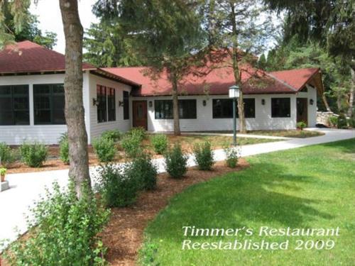Timmer's Resort Entrance