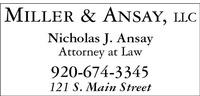 Miller & Ansay, LLC