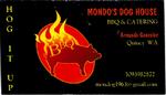 Mondo's Dog House