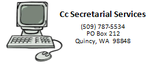 Cc Secretarial Srevice